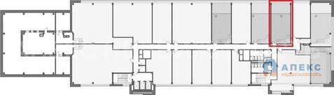 Аренда офиса 73 м2 м. Рязанский проспект в бизнес-центре класса А в . - Фото 4