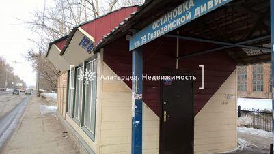Аренда торгового помещения, Томск, Улица 79-й Гвардейской Дивизии - Фото 1