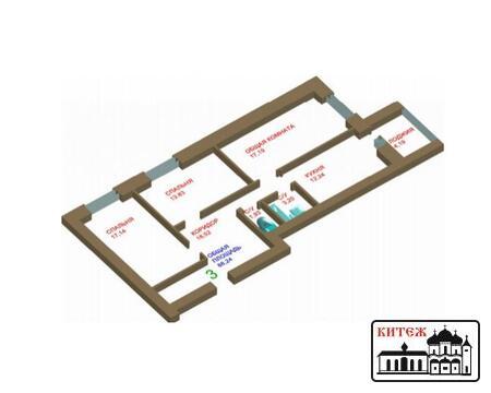 В продаже 3-комнатные квартиры в новостройки ЖК Солнцеград - Фото 3