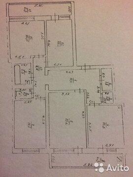 4-к квартира, 94 м, 1/2 эт., Купить квартиру в Астрахани, ID объекта - 334704763 - Фото 1