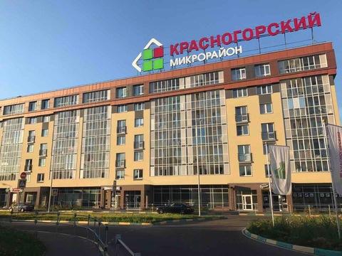 Продажа 1-квартиры в Красногорск, Нахабино ул. Белобородова, дом 8 - Фото 1