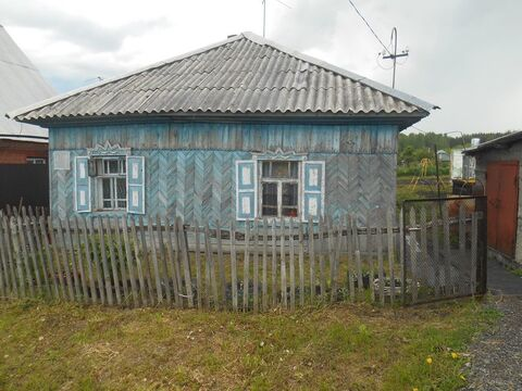 Продажа дома, Кемерово, Ул. Обская 2-я - Фото 1