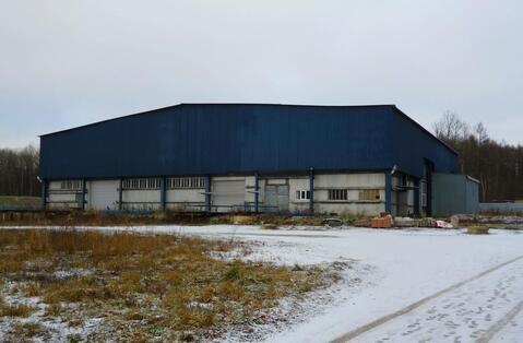 Производственно-складская база 4139 кв.м. - Фото 2