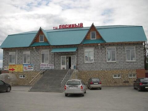 Продам универсальное отдельно стоящее здание на Режевском тракте - Фото 1