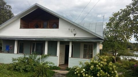 Продам дом на берегу реки в городе Сланцы - Фото 1