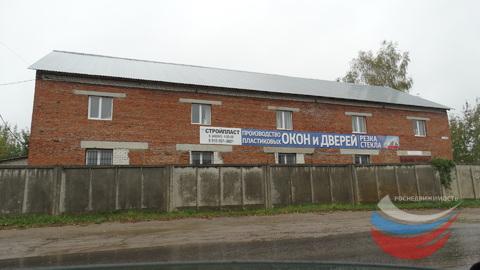 Промышленно-складской комплекс на уч. 2,5 га г. Струнино 90 км от МКАД - Фото 1