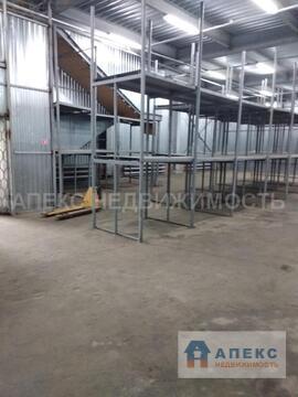 Аренда помещения пл. 287 м2 под склад, м. Беговая в складском . - Фото 1