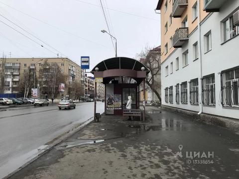 Торговая площадь в Курганская область, Курган ул. Красина, 52 (21.0 м) - Фото 2