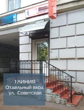 Аренда торгового помещения/офиса в Центре, пр-т Ленина 11/74 - Фото 2