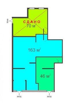 Сдам торговое помещение 163 кв.м, м. Комендантский проспект - Фото 4