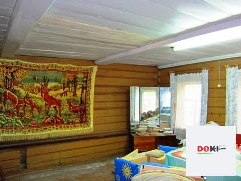 Бревенчатый дом в Егорьевском районе в д.Шувое - Фото 5