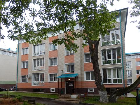 Двухкомнатная Квартира Москва, улица поселок Первомайское, Парковая, . - Фото 1
