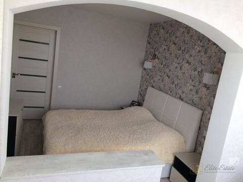 Продаётся видовая 3-х комнатная квартира в Алуште. - Фото 3
