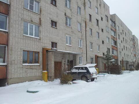 Продается однокомнатная квартира г. Белозерске Вологодской обл. - Фото 1