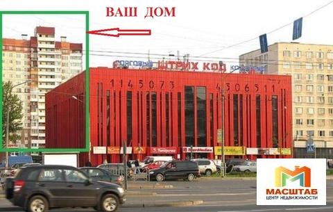 Народная улица 5 к.2. Невский район спб - Фото 2