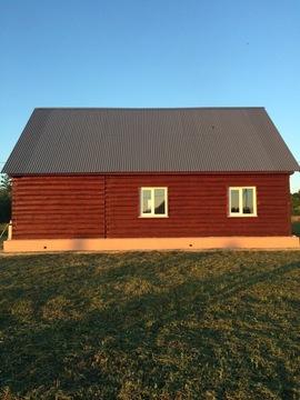 Новый дом из сруба р.п. Старожилово - Фото 2