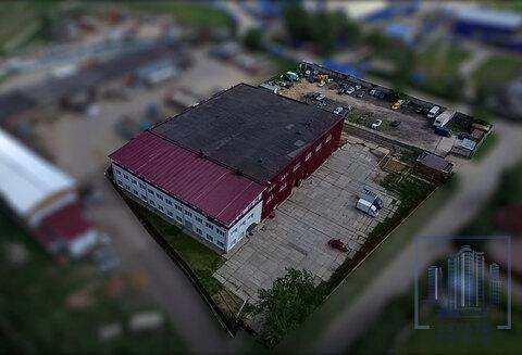 Производственно-складской комплекс Истринский район, с/пос. Ермолинско - Фото 5