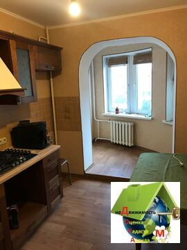 Г. Обнинск, 1 комнатная квартира , ул Калужская, 16 на 3 этаже. - Фото 2