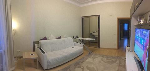 Теплая просторная квартира в 8 минутах от метро Беговая - Фото 2