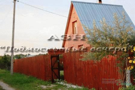 Симферопольское ш. 40 км от МКАД, Чудиново, Дача 58 кв. м - Фото 1