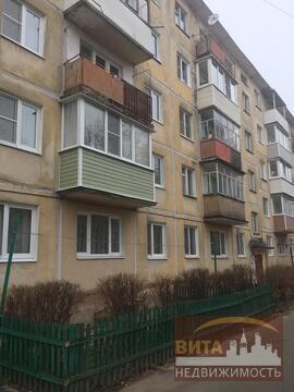Купить 2 комнатную квартиру в Егорьевске 1 микрорайон - Фото 1