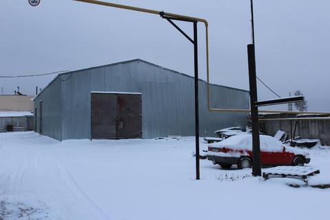 Складская база с холодильниками 3500 кв.м. - Фото 2