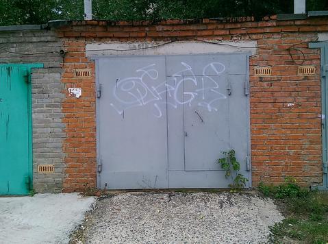 Гараж по улице Ильича в городе Чехов - Фото 1
