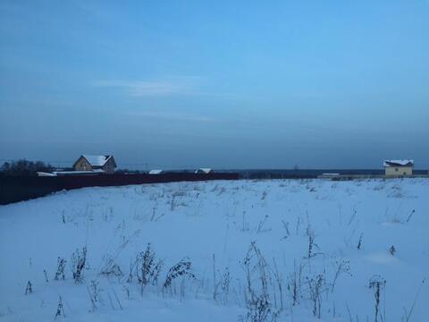 Участок 25 соток, с. Шарапово Чеховский р-н, 55 км от МКАД - Фото 2