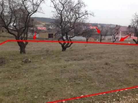 Продажа участка, Любимовка, Нижнегорский район, Улица Федоровская - Фото 3