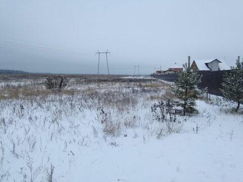 Земельный участок 6 га в селе Филипповское Владимирской области - Фото 1