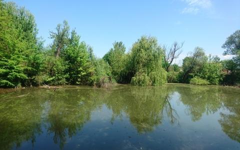 Продается переуступка права аренды 49лет, земли 4га с озером с. Аромат - Фото 1