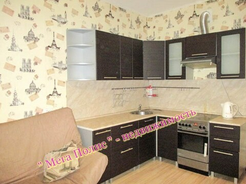 Сдается большая 1-комнатная квартира в новом доме ул. Курчатова 78 - Фото 4
