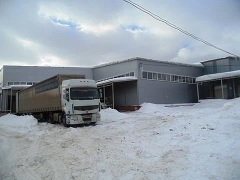 Производственно-складские помещения 1872м2 и 30 сот. на охран. базе - Фото 1