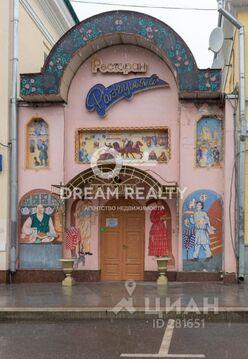 Торговая площадь в Москва Спартаковская ул, 11с1 (350.0 м) - Фото 1