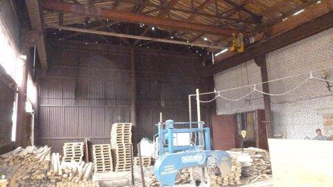 Производственная база- деревообрабока - Фото 3