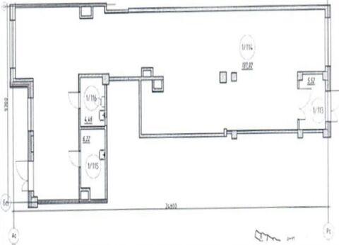 Сдам торговое помещение 150 кв.м, м. Девяткино - Фото 3