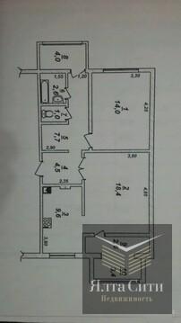 Продажа квартиры, Массандра, Ул. Винодела Егорова - Фото 1