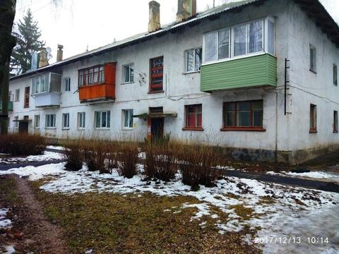 Однокомнатная квартира 31 кв.м. С. Слободка городской округ Тула - Фото 1
