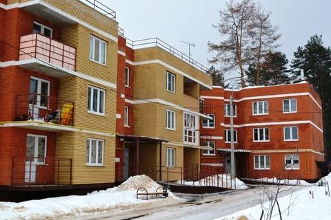 Квартира 48 кв.м. в гор. Боровск - Фото 1