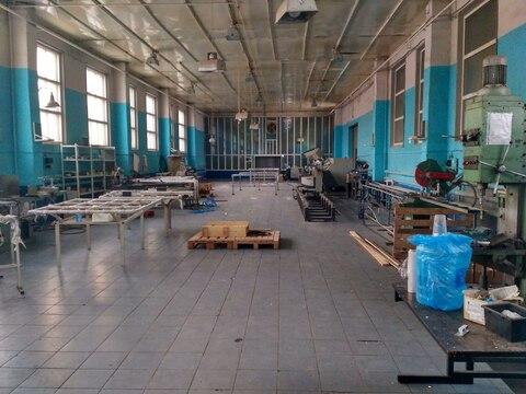 Производственно-складской комплекс 3710 кв.м, участок 2 Га. - Фото 1