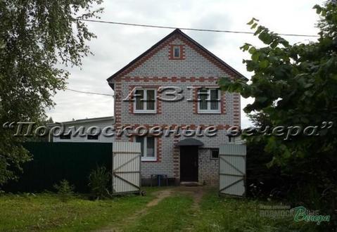 Ленинградское ш. 37 км от МКАД, Пешки, Дом 150 кв. м - Фото 1