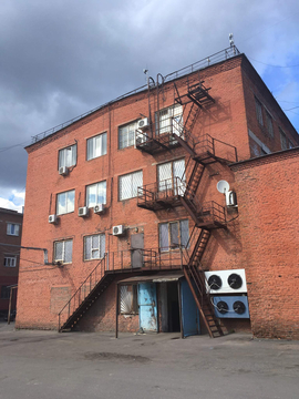 Сдается склад 416.9 кв.м, м.Беговая - Фото 1