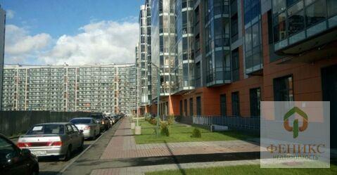 Квартира Студия 23 кв.м., Купить квартиру Мурино, Всеволожский район по недорогой цене, ID объекта - 318243827 - Фото 1