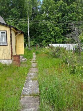 Деревянный дачный дом 84 км от МКАД Ступинский район, СНТ в районе - Фото 2