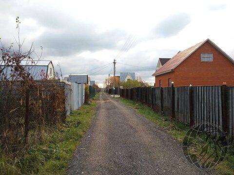 Отличный участок 6 соток в СНТ Коледино, г.о. Подольск, Климовск. - Фото 5