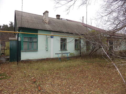 Продаётся часть дома по улице З. Космодемьянской, д. 159 - Фото 1
