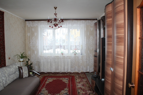 Продается двухком. квартира ( улучшенной планировки ) в г. Карабаново - Фото 1