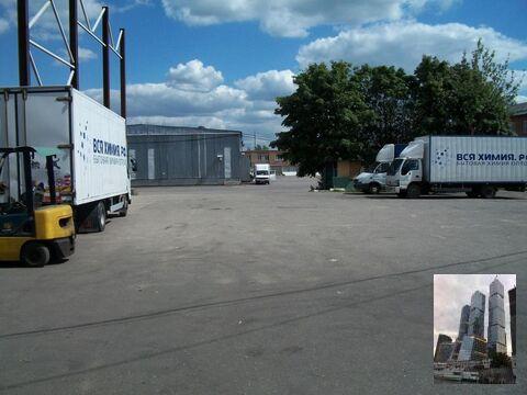 Теплый склад ангарного типа - 530 кв.м. - Фото 2
