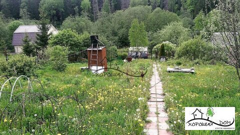 Продается дом 30кв.м. на участке 7 соток в д.Толстяково - Фото 2