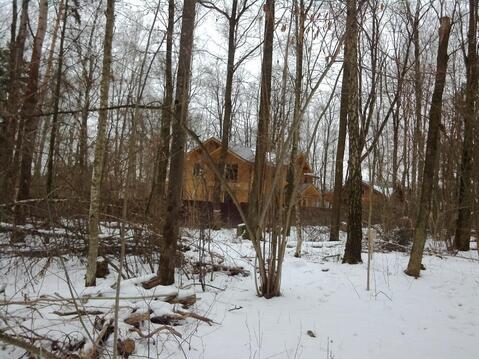 Продаётся лесной участок на Калужском шоссе, 18 км. от МКАД рядом с . - Фото 5